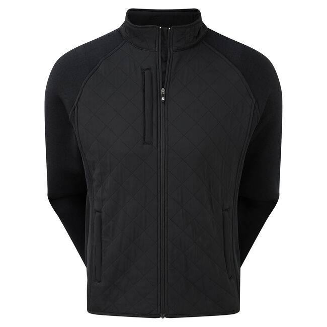 FJ Fleece Quilted Jacket