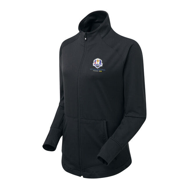 2018 Ryder Cup Full-Zip Brushed ChillOut Dam