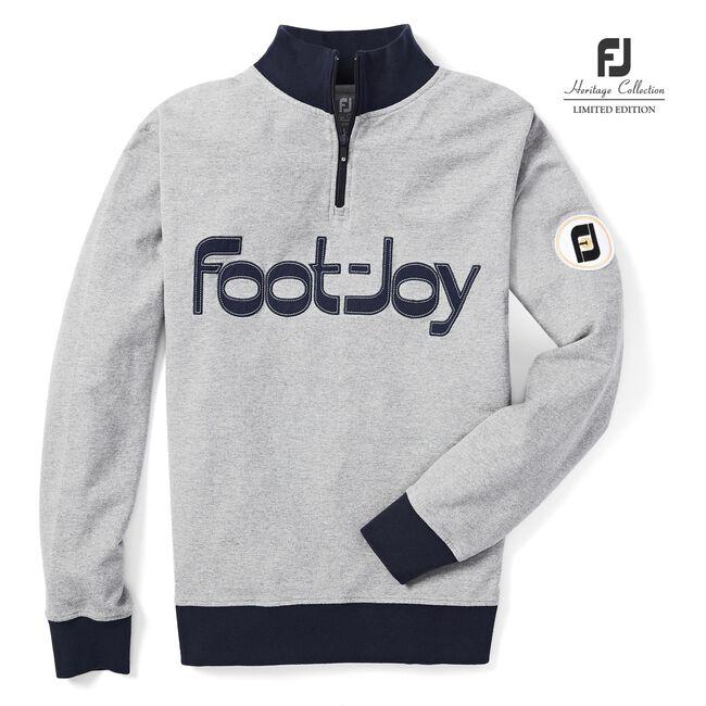 FJ Heritage 1/4 Zip Pullover
