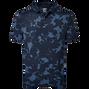 Marinblå