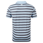 Stretch Pique Rugby Stripe