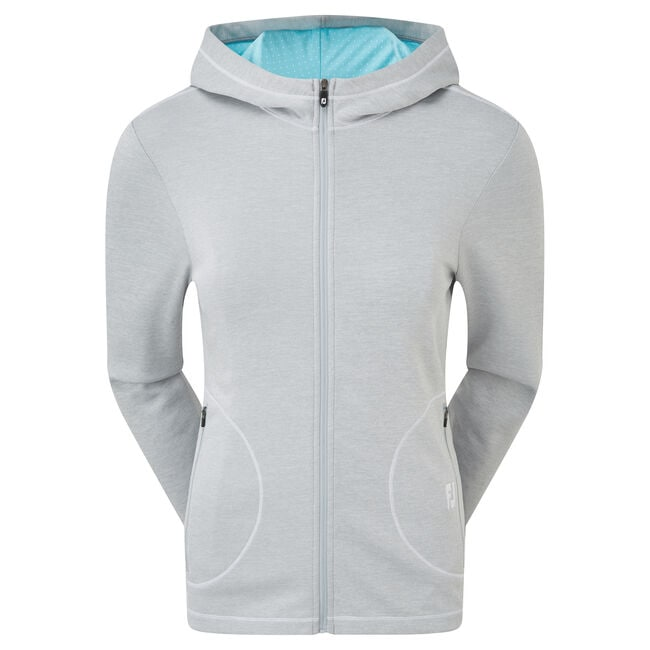 Double Layer Jersey Hoodie Dam