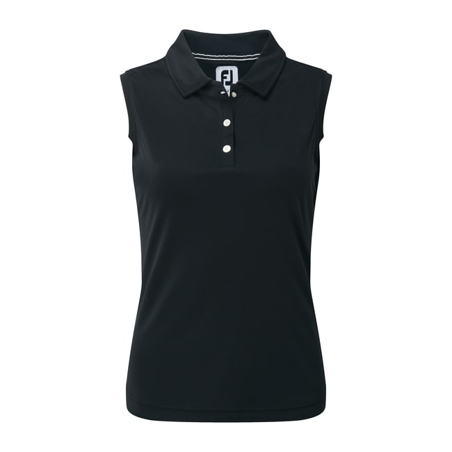 Interlock Sleeveless Solid Dam