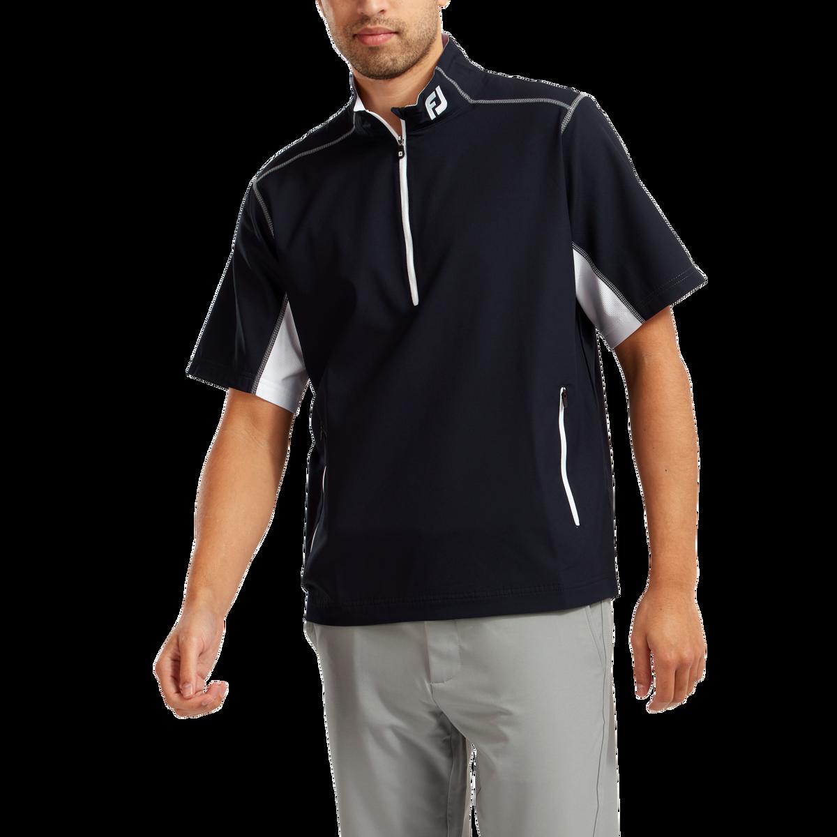 FJ Half-Zip S/S Windshirt