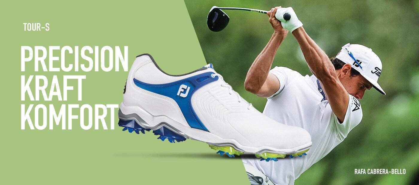 FootJoy Tour Leadership Tour-S Golf Shoes