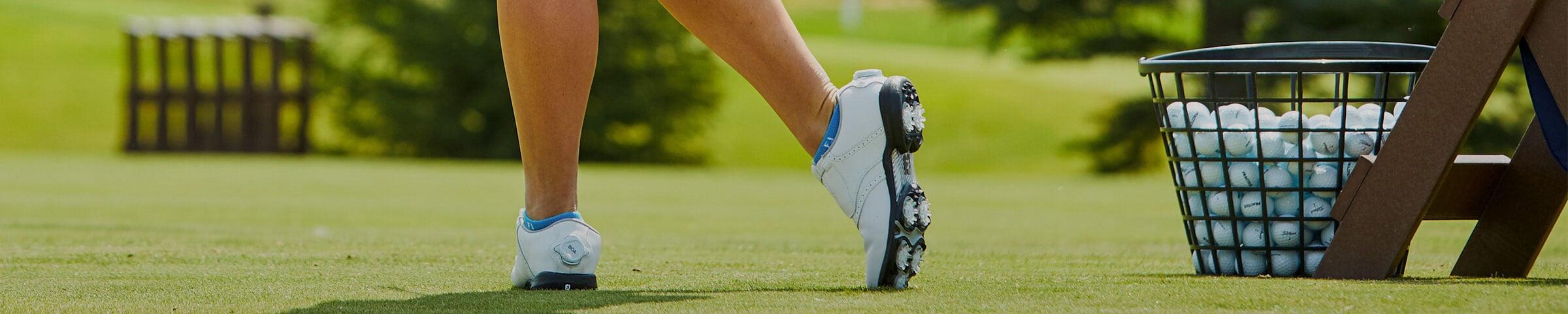Chaussures de Golf à Crampons Femmes