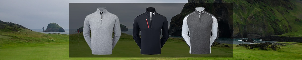Men's Golf Base and Mid Layers from FootJoy