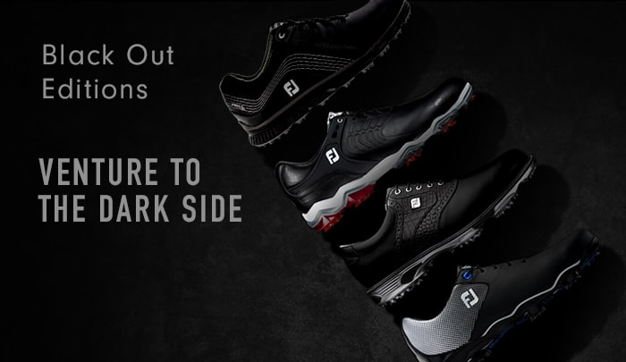 FootJoy Black Out Editions
