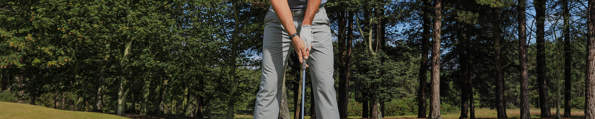 MEN'S GOLF TROUSERS